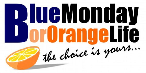 Blue Monday or Orange  Monday 001
